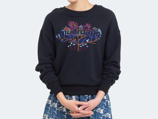 アイテムイメージ、秋物、Tシャツ
