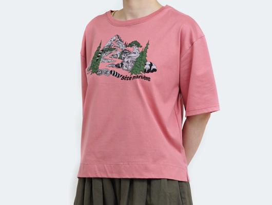 アイテムイメージ、春夏、Tシャツ