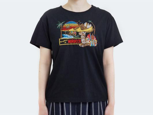 アイテムイメージ、夏服、Tシャツ