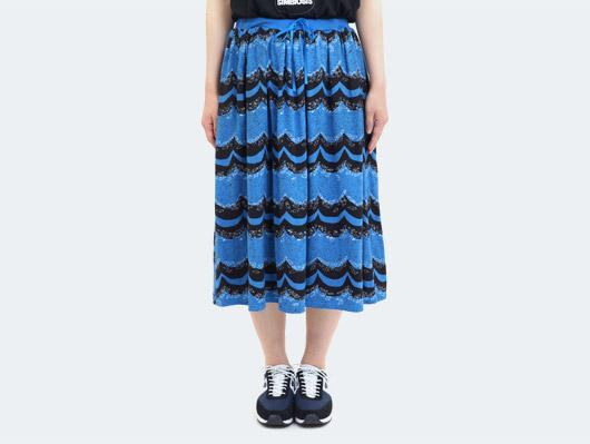 アイテムイメージ、夏服、スカート