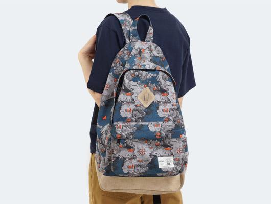アイテムイメージ、夏服、バッグ
