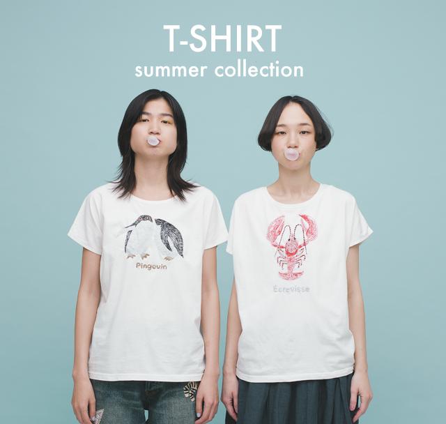 コーポレートサイトイメージ、マーブルシュッド、Tシャツ