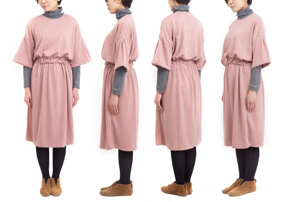 北欧テキスタイルの服はワンピースから【marble SUD】ならあなたのお気に入りが見つかるかも